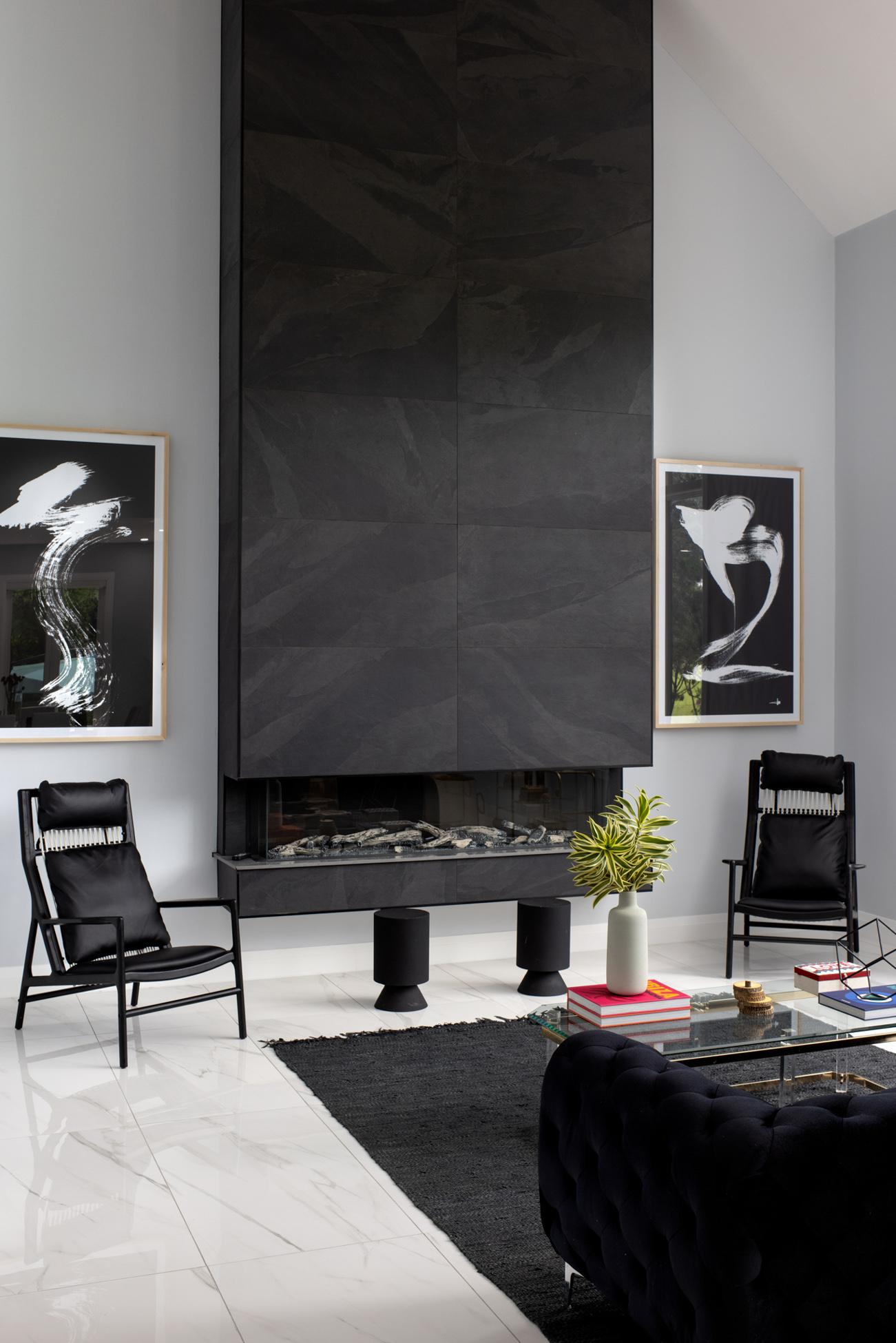 Showcase Fireplace