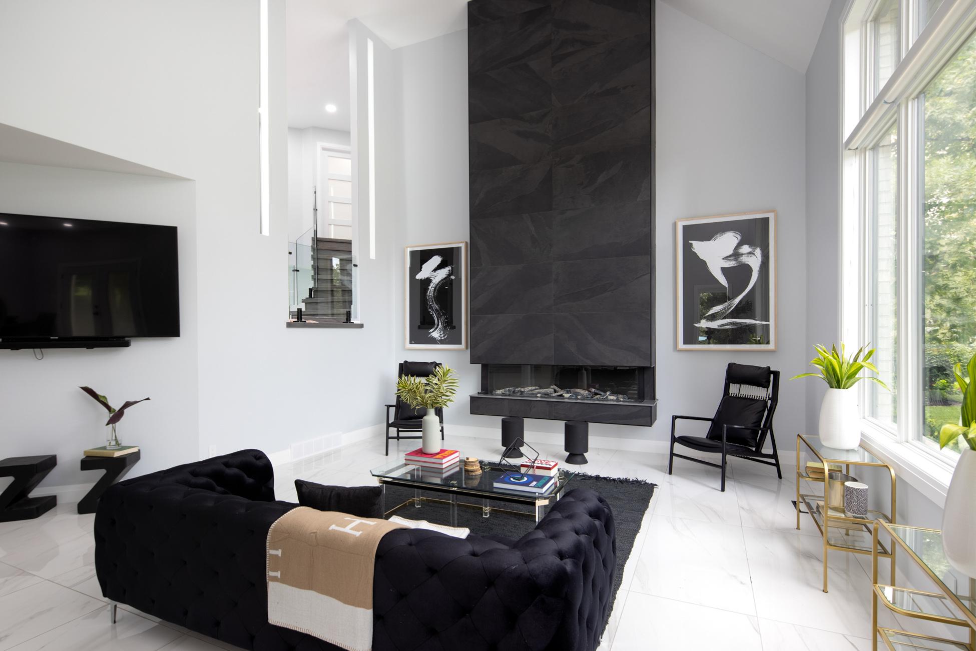 Showcase Living Room